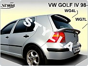 VW Golf IV kř a štít